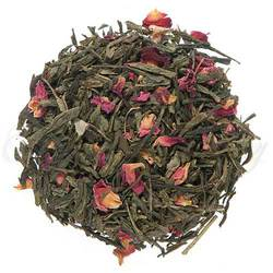 Flavored Green Sencha Kyoto Cherry Rose