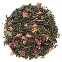 Organic Green Tea - Kyoto Cherry Rose