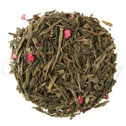 Flavored Green Tea - Bohemian Raspberry